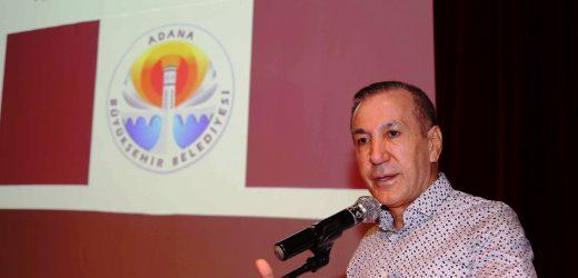 Adana'da Otobüs şoförlerine eğitim semineri