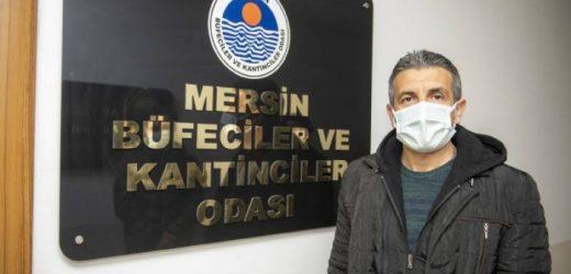 CHP'li Mersin Büyükşehir'den İş Yeri Kapalı 5 Bin 785 Esnafa Gıda Kolisi