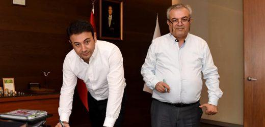 Beşiktaş Belediyesi ile Arel Üniversitesi Arasında Işbirliği Protokolü  İmzalandı