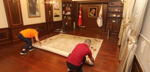 2 buçuk milyon Adana'lının makamına haciz