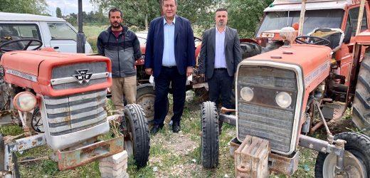 """Gürer: """"Yediemin depoları icralık araçlarla dolu"""""""
