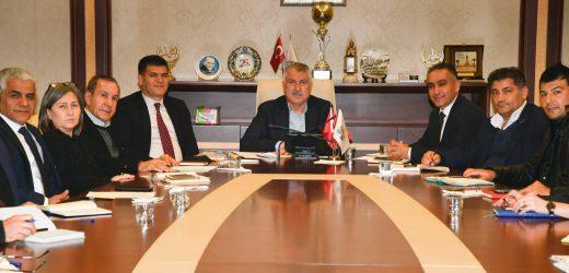 """Başkan Zeydan Karalar, """"Sivrisinek Önümüzdeki Yaz Adana'nın Gündeminde Olmayacak."""""""
