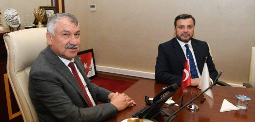 CHP'li Büyükşehir ve AK Partili Yüreğir'den birlikte çalışma kararlılığı