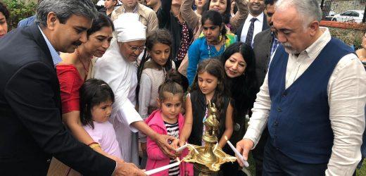 Gandhi 150. doğum gününde Sarıyer'de anıldı